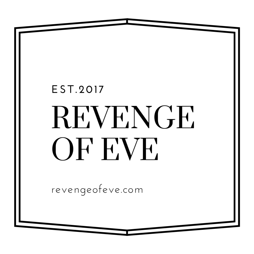 2 days of giveaway- Revenge of Eve