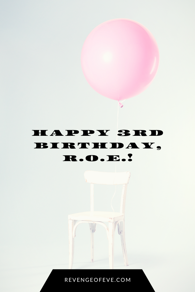 Happy Birthday, R.O.E.